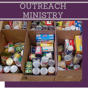 Outreach Ministry