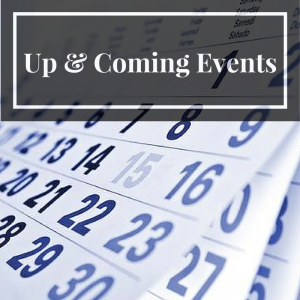 Up & Coming Events