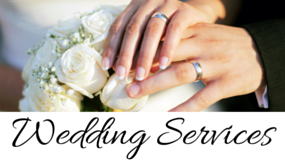 Personalized Wedding Services