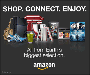 Shop and Give at Amazon