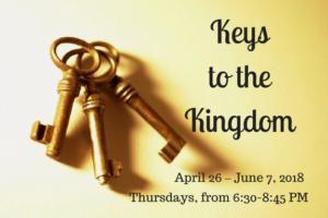 Keys to the Kingdom – 2018