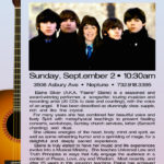 Sunday, September 2, 2018 – Spirituality and THE BEATLES!